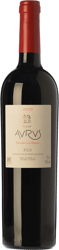 193,95 € | Red wine Allende Aurus Reserva 2010 D.O.Ca. Rioja The Rioja Spain Tempranillo, Graciano Bottle 75 cl