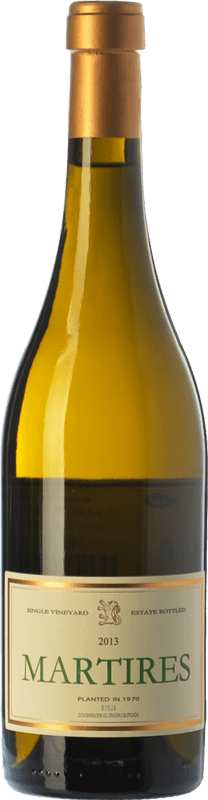 116,95 € Envoi gratuit | Vin blanc Allende Mártires D.O.Ca. Rioja La Rioja Espagne Viura Bouteille 75 cl