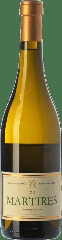 116,95 € Envío gratis | Vino blanco Allende Mártires D.O.Ca. Rioja La Rioja España Viura Botella 75 cl