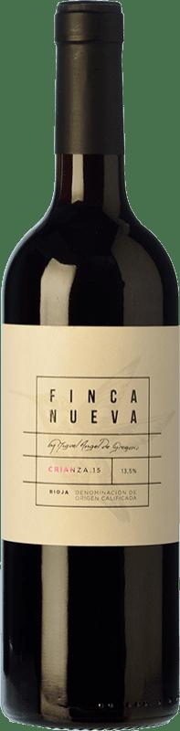 21,95 € Envoi gratuit | Vin rouge Finca Nueva Crianza D.O.Ca. Rioja La Rioja Espagne Tempranillo Bouteille Magnum 1,5 L