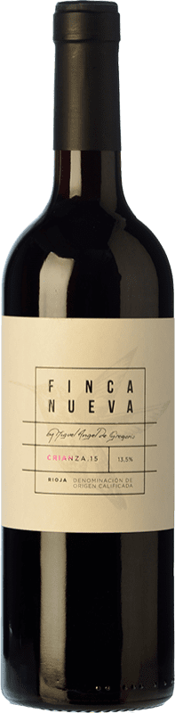 9,95 € | Red wine Finca Nueva Crianza D.O.Ca. Rioja The Rioja Spain Tempranillo Bottle 75 cl