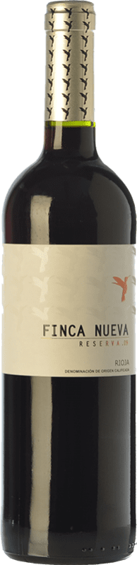 19,95 € Envoi gratuit | Vin rouge Finca Nueva Reserva D.O.Ca. Rioja La Rioja Espagne Tempranillo Bouteille 75 cl