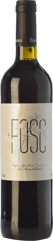 8,95 € | Red wine Finca Parera Fosc Joven D.O. Penedès Catalonia Spain Tempranillo, Syrah, Grenache Tintorera, Sumoll Bottle 75 cl