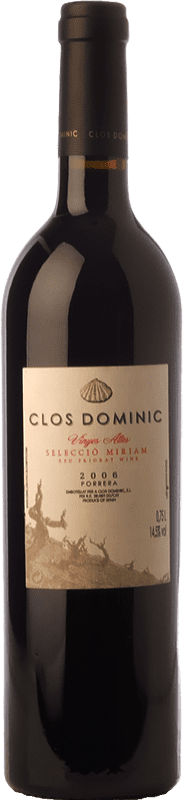 69,95 € Free Shipping | Red wine Clos Dominic Vinyes Altes Selecció Míriam Crianza D.O.Ca. Priorat Catalonia Spain Grenache, Carignan Bottle 75 cl