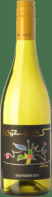 29,95 € Free Shipping | White wine Franz Haas D.O.C. Alto Adige Trentino-Alto Adige Italy Sauvignon Bottle 75 cl