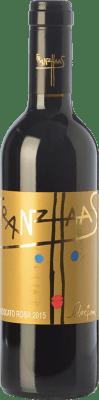 36,95 € Free Shipping | Sweet wine Franz Haas D.O.C. Alto Adige Trentino-Alto Adige Italy Muscatel Rosé Half Bottle 37 cl