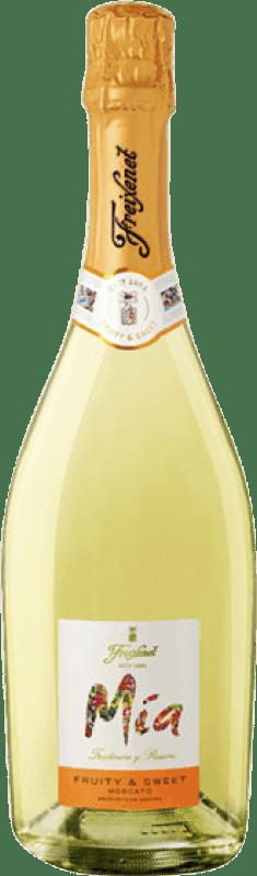 8,95 € Free Shipping   White sparkling Freixenet Mía Sparkling Sweet D.O. Penedès Catalonia Spain Muscatel Bottle 75 cl