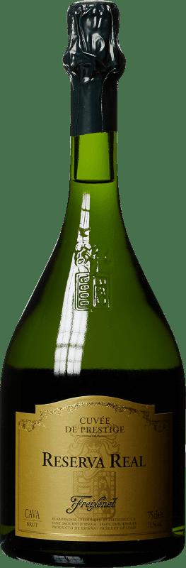 31,95 € Free Shipping   White sparkling Freixenet Real Brut Reserva D.O. Cava Catalonia Spain Macabeo, Xarel·lo, Parellada Bottle 75 cl