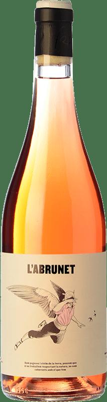 9,95 € | Rosé wine Frisach L'Abrunet Rosat D.O. Terra Alta Catalonia Spain Grenache, Grenache White, Grenache Grey Bottle 75 cl