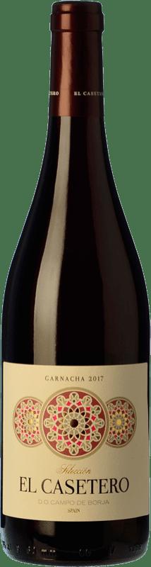 7,95 € Envío gratis | Vino tinto Frontonio El Casetero Joven D.O. Campo de Borja Aragón España Garnacha Botella 75 cl