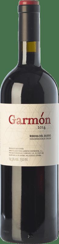 35,95 € Free Shipping   Red wine Garmón Crianza D.O. Ribera del Duero Castilla y León Spain Tempranillo Bottle 75 cl