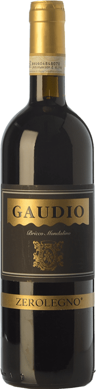13,95 € | Red wine Gaudio Barbera d'Asti Zerolegno D.O.C. Monferrato Piemonte Italy Barbera Bottle 75 cl