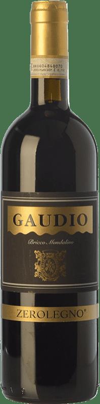 15,95 € Free Shipping | Red wine Gaudio Barbera d'Asti Zerolegno D.O.C. Monferrato Piemonte Italy Barbera Bottle 75 cl