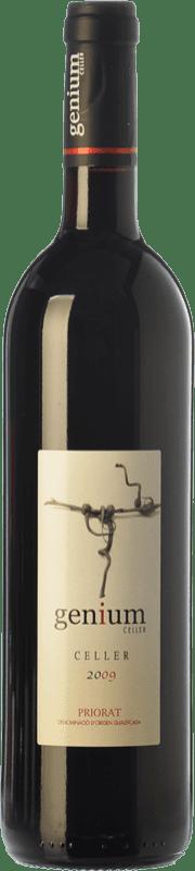 18,95 € | Red wine Genium Crianza D.O.Ca. Priorat Catalonia Spain Merlot, Syrah, Grenache, Carignan Bottle 75 cl