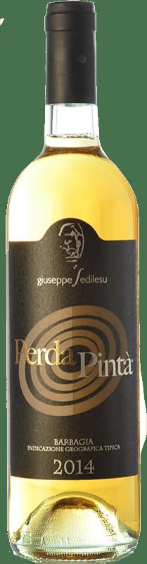 22,95 € | White wine Sedilesu Perda Pintà I.G.T. Barbagia Sardegna Italy Granazza Bottle 75 cl