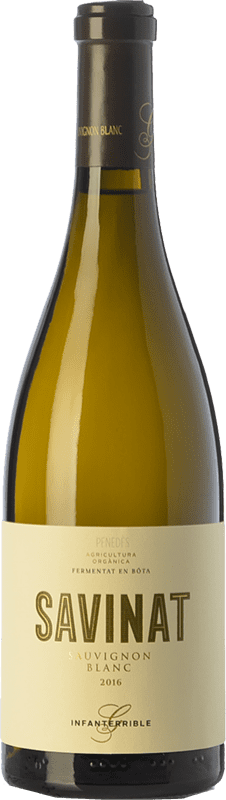 18,95 € | White wine Gramona Savinat Ecològic Crianza D.O. Penedès Catalonia Spain Sauvignon White Bottle 75 cl