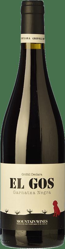8,95 € Envoi gratuit   Vin rouge Grifoll Declara El Gos Joven D.O. Montsant Catalogne Espagne Syrah, Grenache, Carignan Bouteille 75 cl