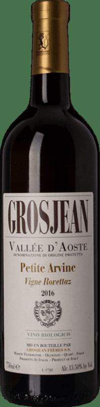 23,95 € | White wine Grosjean Vigne Rovettaz D.O.C. Valle d'Aosta Valle d'Aosta Italy Petite Arvine Bottle 75 cl