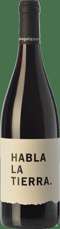 7,95 € | Red wine Habla la Tierra Joven I.G.P. Vino de la Tierra de Extremadura Estremadura Spain Tempranillo, Cabernet Sauvignon Bottle 75 cl