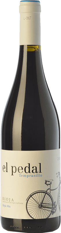 7,95 € | Red wine Hernáiz El Pedal Joven D.O.Ca. Rioja The Rioja Spain Tempranillo Bottle 75 cl