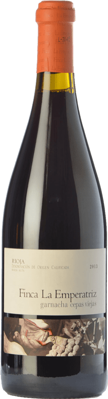 24,95 € | Red wine Hernáiz La Emperatriz Cepas Viejas Crianza D.O.Ca. Rioja The Rioja Spain Grenache Bottle 75 cl