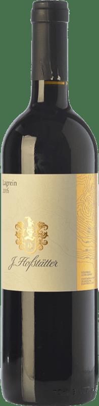 15,95 € | Red wine Hofstätter D.O.C. Alto Adige Trentino-Alto Adige Italy Lagrein Bottle 75 cl