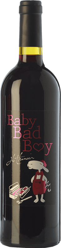 9,95 € Free Shipping | Red wine Jean-Luc Thunevin Baby Bad Boy Joven France Merlot, Grenache Bottle 75 cl