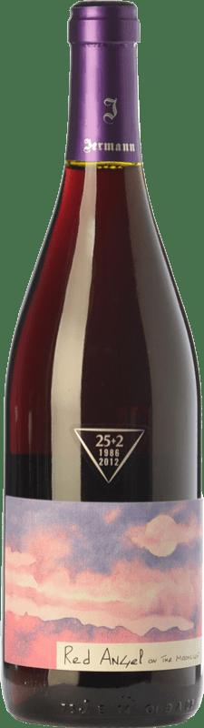 25,95 € Envío gratis | Vino tinto Jermann Red Angel I.G.T. Friuli-Venezia Giulia Friuli-Venezia Giulia Italia Pinot Negro Botella 75 cl