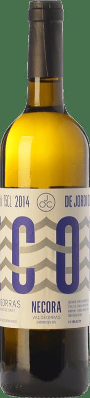 11,95 € Free Shipping | White wine JOC Necora D.O. Valdeorras Galicia Spain Godello Bottle 75 cl