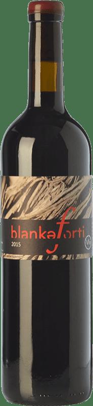 18,95 € Free Shipping | Red wine Jordi Llorens Blankeforti Joven Spain Syrah, Grenache, Cabernet Sauvignon Bottle 75 cl
