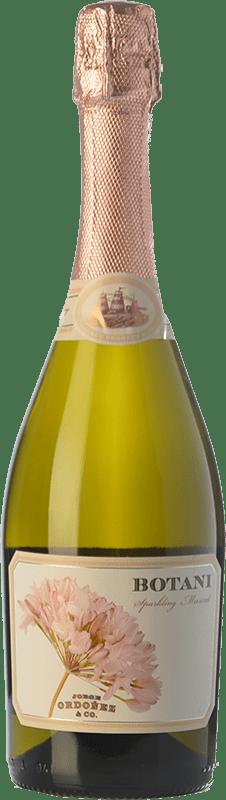 15,95 € 免费送货   白起泡酒 Jorge Ordóñez Botani Joven D.O. Sierras de Málaga 安达卢西亚 西班牙 Muscat of Alexandria 瓶子 75 cl