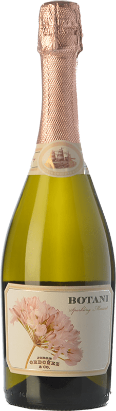 15,95 € | White sparkling Jorge Ordóñez Botani Joven D.O. Sierras de Málaga Andalusia Spain Muscat of Alexandria Bottle 75 cl