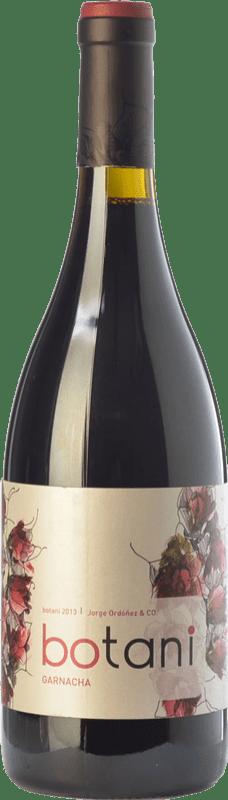 11,95 € | Red wine Jorge Ordóñez Botani Joven D.O. Sierras de Málaga Andalusia Spain Grenache Bottle 75 cl