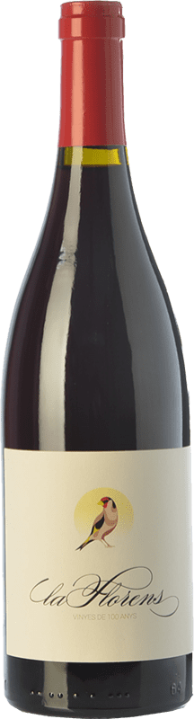 29,95 € Free Shipping | Red wine Josep Grau La Florens Crianza D.O. Montsant Catalonia Spain Grenache Bottle 75 cl