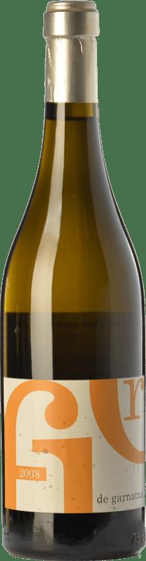 9,95 € | White wine La Bollidora Flor de Garnatxa Crianza D.O. Terra Alta Catalonia Spain Grenache White Bottle 75 cl