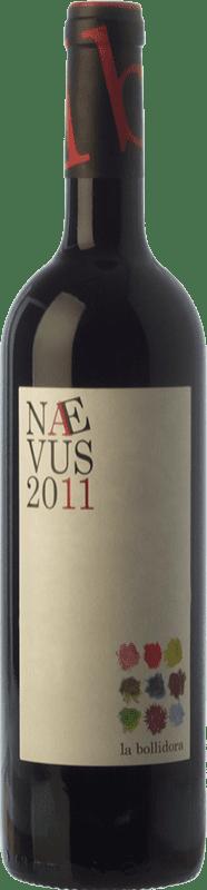6,95 € | Red wine La Bollidora Naevus Joven D.O. Terra Alta Catalonia Spain Syrah, Grenache Bottle 75 cl
