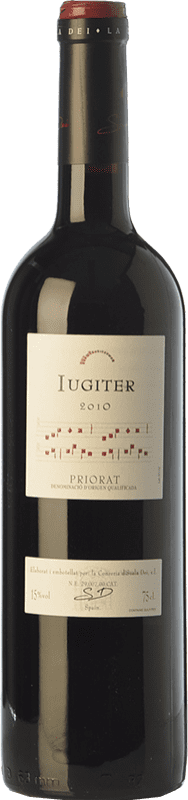 31,95 € Free Shipping | Red wine La Conreria de Scala Dei Lugiter Crianza D.O.Ca. Priorat Catalonia Spain Merlot, Grenache, Cabernet Sauvignon, Carignan Bottle 75 cl