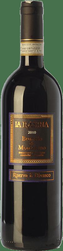 81,95 € Free Shipping   Red wine La Rasina Riserva Il Divasco Reserva 2010 D.O.C.G. Brunello di Montalcino Tuscany Italy Sangiovese Bottle 75 cl