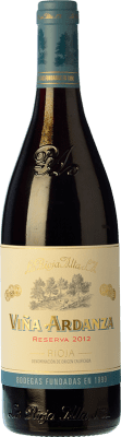 17,95 € | Red wine Rioja Alta Viña Ardanza Reserva D.O.Ca. Rioja The Rioja Spain Tempranillo, Grenache Half Bottle 37 cl