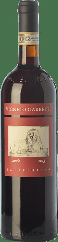 76,95 €   Red wine La Spinetta Garretti D.O.C.G. Barolo Piemonte Italy Nebbiolo Bottle 75 cl