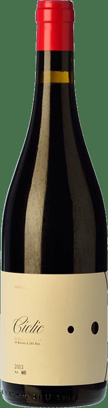19,95 € | Red wine Lagravera Ónra MoltaHonra Negre Crianza D.O. Costers del Segre Catalonia Spain Grenache, Cabernet Sauvignon Bottle 75 cl