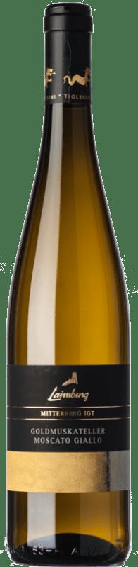 10,95 € Free Shipping | White wine Laimburg D.O.C. Alto Adige Trentino-Alto Adige Italy Muscat Giallo Bottle 75 cl