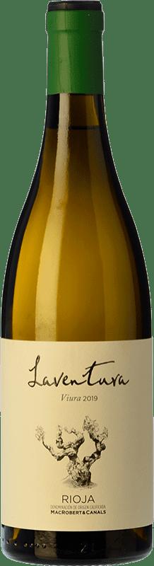 23,95 € | White wine Laventura Crianza D.O.Ca. Rioja The Rioja Spain Viura Bottle 75 cl