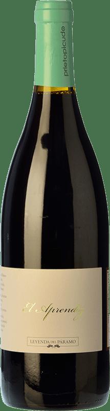8,95 € | Red wine Leyenda del Páramo El Aprendiz Joven D.O. Tierra de León Castilla y León Spain Prieto Picudo Bottle 75 cl