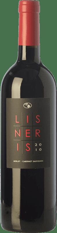 29,95 € Free Shipping | Red wine Lis Neris I.G.T. Friuli-Venezia Giulia Friuli-Venezia Giulia Italy Merlot, Cabernet Sauvignon Bottle 75 cl