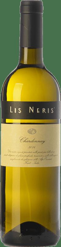 18,95 € Free Shipping | White wine Lis Neris I.G.T. Friuli-Venezia Giulia Friuli-Venezia Giulia Italy Chardonnay Bottle 75 cl