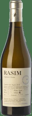31,95 € | Sweet wine L'Olivera Rasim Vipansit Blanc D.O. Costers del Segre Catalonia Spain Malvasía, Grenache White, Xarel·lo Half Bottle 50 cl