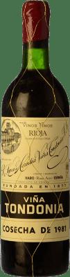 López de Heredia Viña Tondonia Rioja Gran Reserva 75 cl
