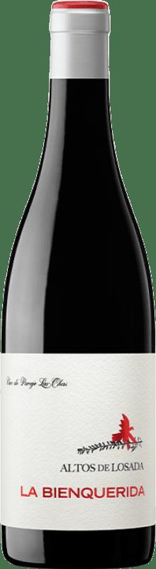 41,95 € Envío gratis | Vino tinto Losada La Bienquerida Crianza D.O. Bierzo Castilla y León España Mencía Botella 75 cl