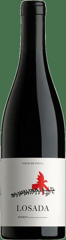 13,95 € Free Shipping | Red wine Losada Joven D.O. Bierzo Castilla y León Spain Mencía Bottle 75 cl
